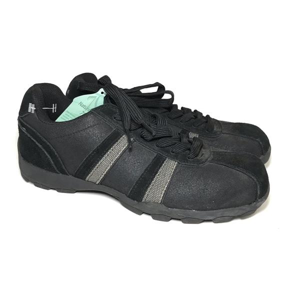 e0eb122d7d64 Perry Ellis America Men s Sneaker Shoes Black 7.5